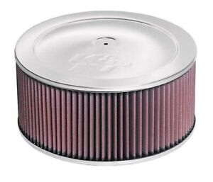 K n Filters 60 1190 Custom Air Cleaner Assembly With Racer Mind And Air filter