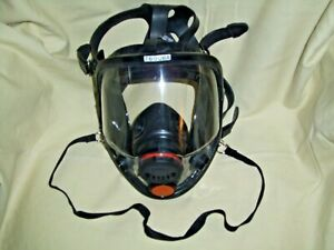 Honeywell North Series 76008a Full Face Respirator Mask Size Med large