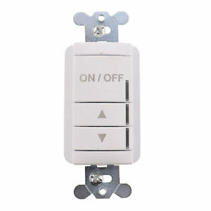 Sensor Switch Spodm sa d wh Switchpod Dimming Wall Control 12 24v White
