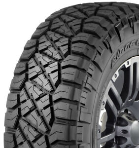 2 New Nitto Ridge Grappler Lt 305 65r18 Load F 12 Ply At A t All Terrain Tires