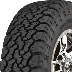 1 New Lt235 80r17 10 Ply General Grabber Atx Tire 120 117 S A Tx
