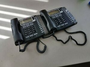 Lot Of 2 Allworx 9224 Phone Without Stand