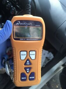Actron Cp9135 Auto Scanner Obd Ii 2 Code Reader Diagnostics Scan Tool Free Ship