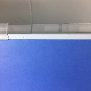 Hanging Expanding File With 12 Dividers Letter Size Blue