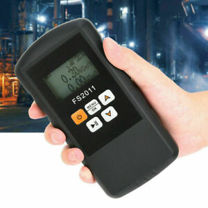 Highq Lcd Digital Geiger Counter Nuclear Radiation Detector X ray Tester Meter