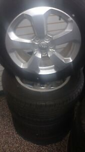 Jeep Cherokee Compass Factory Wheels And Tires