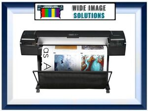 Hp Z3200 44 Printer Plotter Wideimagesolutions Financing With A 2 Yr Warranty