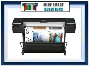 Hp Z2100 44 Printer Plotter Wideimagesolutions Financing With A 2 Yr Warranty