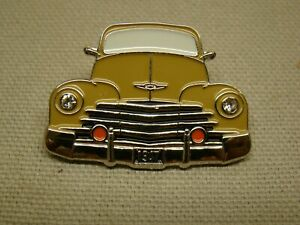 Tan 1947 Chevy Hat Pin 47 Convertible Hat Pin 47 Sedan Sedan Delivery Pin Coupe