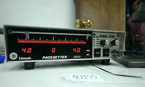 Edmunds Pacestter 3000 Gage inv 40955