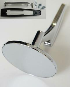 Morris Classic Concepts Clear Shot V2 Mirror Gm Round Side Rear View Outer Door