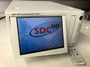 Stryker Sdc Hd Ultra Image Capturing System