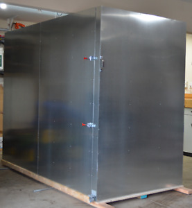 New 4x6x8 Powder Coat Coating Batch Oven Free Delivery