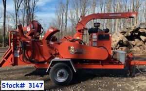 3 Morbark Beever M15r s And Tornado 15 Wood Chippers For Sale 3261