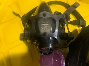 North Respirator Package Full Face And Half Mask W Hepa