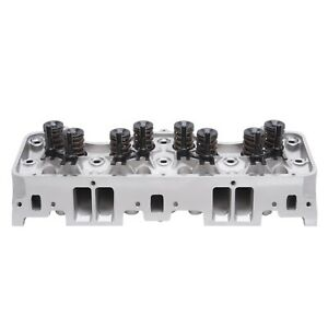Edelbrock 60815 Performer Series Rpm Cylinder Head Fits 58 65 Big Block Chevy