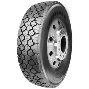 4 New Thunderer Od432 245 70r19 5 Load H 16 Ply Drive Commercial Tires