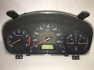 2000 2001 2002 Honda Accord Ex Speedometer Cluster Sedan 2 3l At 78100 S84 A700