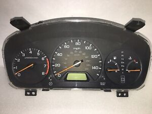 2000 2002 Honda Accord Ex Speedometer Gauge Cluster Sedan 2 3l At 78100 S84 A920