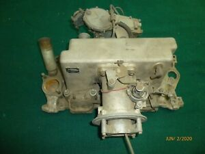 1960 1961 Corvette Fuel Injection Unit Unmolested Used 7017320