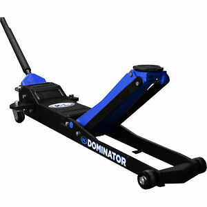 K L Dominator 1 5 Ton Low Profile Service Floor Jack 2 75 18in Lift Range