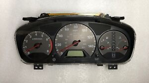 2000 2001 2002 Honda Accord Ex Speedometer Cluster Coupe At 2 3l 78100 S82 A630