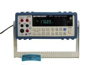 Bk Precision 5491a 50 000 Count Digit Dual Display Bench Multimeter 7713 W