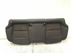 2014 Chevrolet Impala New Rear Seat Bench Lower Cloth Leaterette Oem 118892