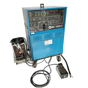 Will Ship Miller Syncrowave 350 Cc Ac dc Tig Arc Welding Power Source