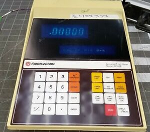 Fisher Scientific Accumet Ph Meter 825mp Without Probe d1s3