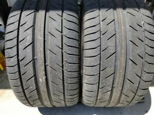 305 30 Zr18 New Tire Pair Atr Performance Low Profile W amg 9 1 2 Alloys