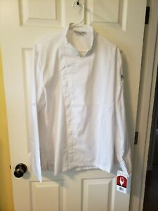 Chef Works Chef Coat Size Medium Unisex New With Tags