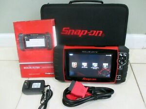 Snap On Solus Ultra Diagnostic Full Function Scanner Dom Asian Euro 2020