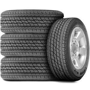 4 New Toyo Open Country H T 255 55r20 107h A S All Season Tires