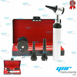 Ent Otoscope Ophthalmoscope Opthalmoscope Diagnostic Set Veterinary Pet Kit ynr