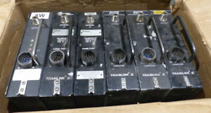 Lot 6 Trainlink Ii Modules 17123