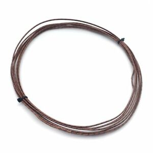Anixter 328 110 1611j Type j Glass Braid Thermocouple Wire 20 Feet 16awg 482 c
