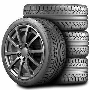 4 New Bfgoodrich G force Sport Comp 2 235 45r17 94w Performance Tires