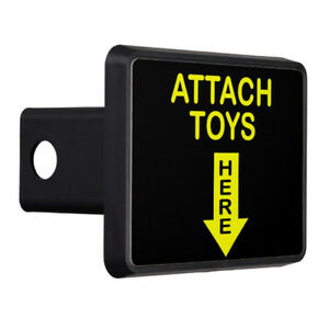 Attach Toys Here Trailer Hitch Cover Trailer Hitch Cover 2 Receiver