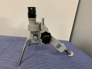 Carl Zeiss Opmi 1 fc Surgical Microscope Head T F170 W 12 5x 18b Eyepieces