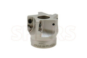 2 90 Indexable Face Mill Apkt 1604 Insert 5fl W certificate Save 105 55 A