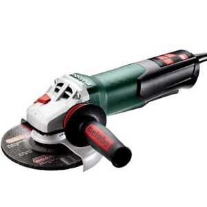 Metabo 603633420 6 Angle Grinder W Non locking Paddle 10 000 Rpm 12 0a New
