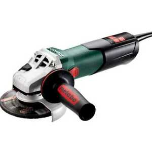 Metabo 603625420 4 5 5 Vs Angle Grinder W lock on Electronics 11a New