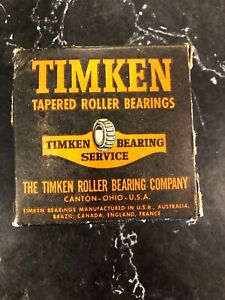 Timken 2788 Tapered Roller Bearing Single Cone new In Box