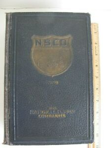 The National Supply Companies Catalog For Oil gas and Water Wells 1930