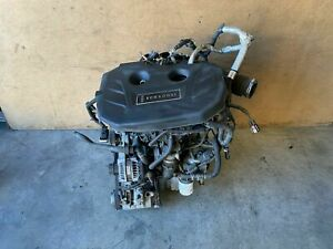 Lincoln Mkz 2013 2016 Oem 2 0l With Turbo And Accessories Block Motor Engine