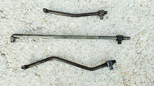Linkage Rods Hurst Shifter 1978 79 Ford F150 1 2 Ton Truck Toploader 4 Speed Od
