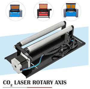 Regular rotation axis for co2 laser Cutter Engraver Cylinder Rotary