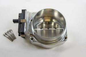 Nick Williams Electronic Drive by wire 112mm Lt1 Lt4 Lt5 Throttle Body Polished