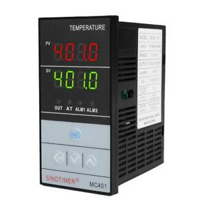 Pid Controlling Temperature Controller Relay ssr Output Thermoregulator